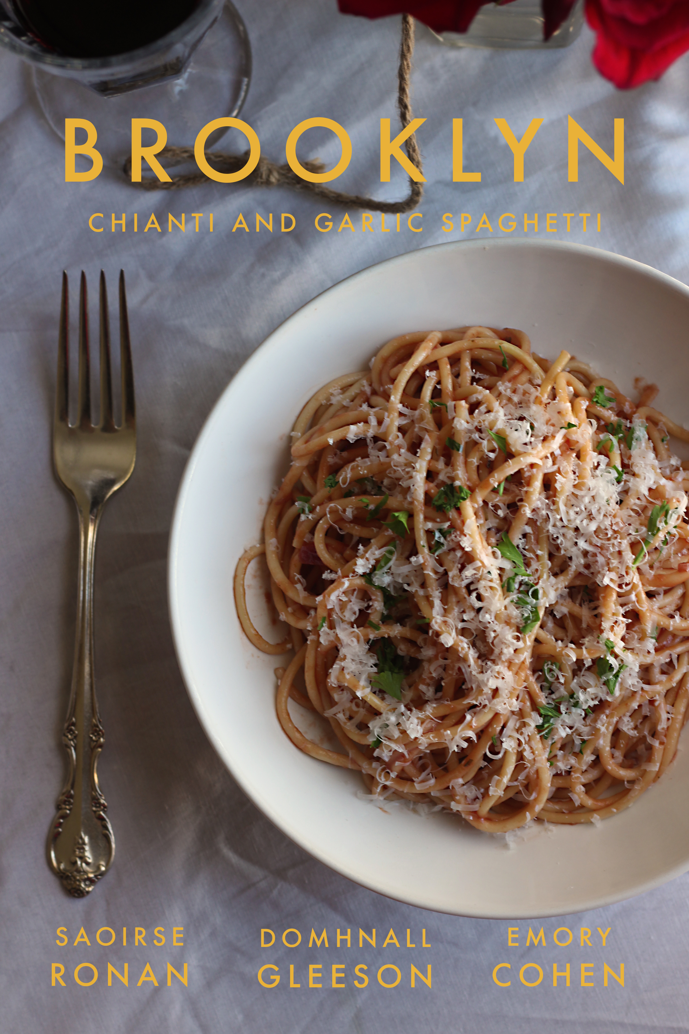40 Cloves Of Garlic Spaghetti Recipe — Dishmaps